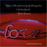 intimacy quote