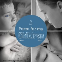 A poem for my children